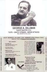 Kyusho-Jitsu Live Seminar at New Orleans George Dillman