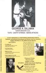 Kyusho-Jitsu Personally Preferred Pressure Point George Dillman
