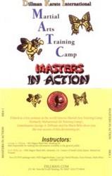 Kyusho-Jitsu Training Camp Vol.1 George Dillman, Prof. Wally Jay, Mark Kline & Mel Abraham