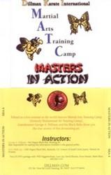 Kyusho-Jitsu Training Camp Vol.4 George Dillman & Evan Pantazi