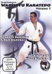 Traditionelles Wado Ryu Karate-Do Vol.1 Kihon & Pinan Kata 1-5
