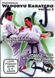 Traditionelles Wado Ryu Karate-Do Vol.3 Kumite