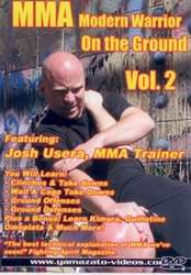 MMA Mixed Martial Arts Modern Warrior Vol.2 On the Ground