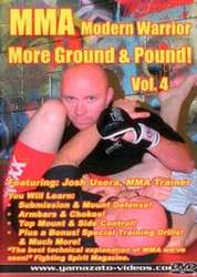 MMA Mixed Martial Arts Modern Warrior Vol.4 More Ground & Pound