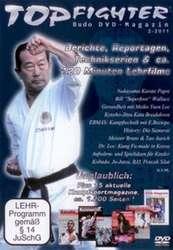 Top Fighter Budo DVD-Magazin 2-2011
