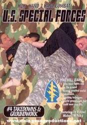 Hand to Hand Combat  US Special Forces Vol.4