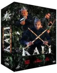 Kali 3 DVD's Geschenk Set