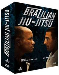 3 Alliance Brazilian Jiu-Jitsu DVD's Geschenk-Set