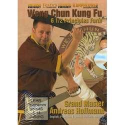 DVD: Weng Chun Kung Fu 6 1/2 PRINCIPLES FORM