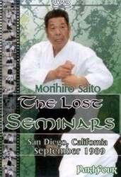 The Lost Seminars Morihiro Saito Vol.4