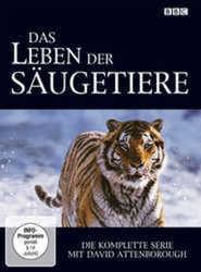 Das Leben Der Säugetiere (4er DVD Box)