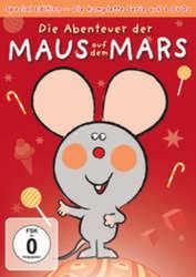 Die Abenteuer Der Maus Auf Dem Mars - Die Komplette Serie (2 DVDs)