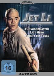 Jet Li 3er Box