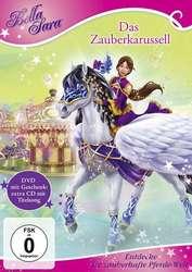 Bella Sara: Das Zauberkarussell  DVD mit Geschenk: extra CD mit Titelsong