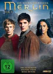 Merlin (Vol. 8) - Die neuen Abenteuer