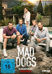 Mad Dogs  - Staffel 1