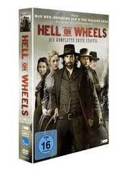 Hell on Wheels - Die komplette erste Staffel