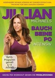 Jillian Michaels- Bauch, Beine, Po intensiv