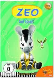 ZEO - Das Zebra | Folge 2 Die DVD zur TV Serie