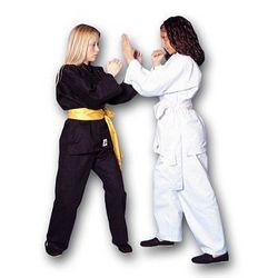 Kung Fu Anzug Shaolin schwarz
