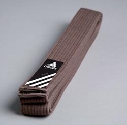 adidas Gürtel Elite braun