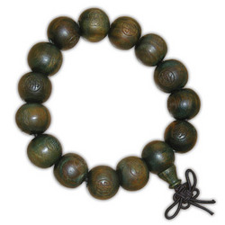 Shaolin Armband aus Holz
