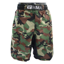 MMA Short Vandal Military