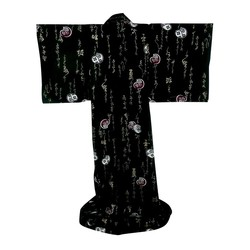 Japanischer Kimono Legende schwarz