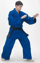 Judoanzug Master blau