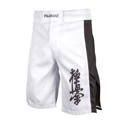 Kyokushin Fightshorts, Schwarz-Weiß