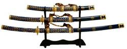 Samurai Set Daisho Tazawako