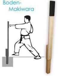 Boden-Makiwara 26 mm