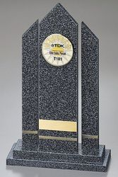 Granite Triple Tower Trophy
