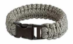 Survival bracelet digital camo 9 inch