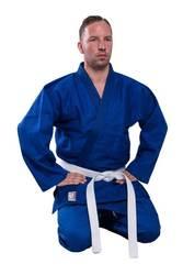 Judogi Takachi Kyoto blau