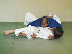 Judogi Inazuma Ippon blau