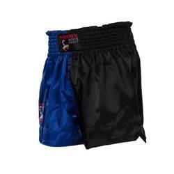 Boxershorts schwarz-blau Muay Thai