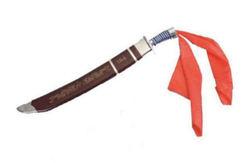 Tai Chi Säbel, flexible Metallklinge (stumpf)