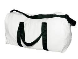 Tasche aus Judoanzugstoff, reinweiß