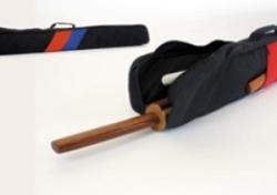 große Universal-Waffentasche, Nylon, 135 cm