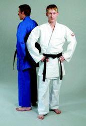 Judoanzug blau mit IJF Zulassung