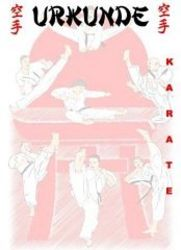Urkunde Karate 2
