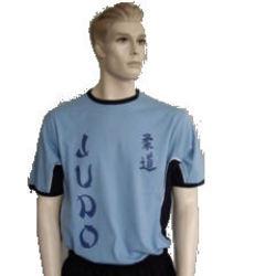 T-Shirt bedruckt mit Kampfsportart