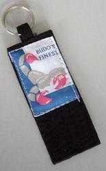 Mini Schlüsselanhänger BUDO's FINEST