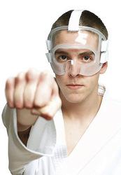 Karate-Gesichtsschutz WKF approved