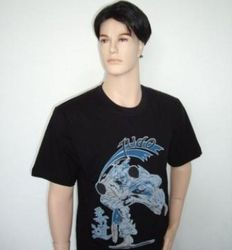 T-shirt mit JUDO-MOTIV Bedruckung