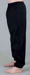 Kung Fu Hose in schwarz