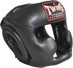 Kopfschutz schwarz