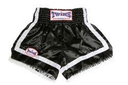 Thaiboxing Shorts mit Fransen