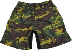Fighting Shorts MMA in camouflage